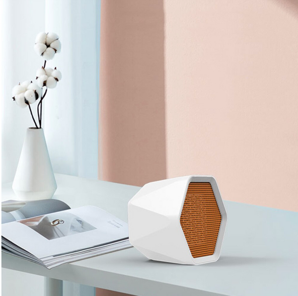 WFH Hexagon Desk Heater Fan