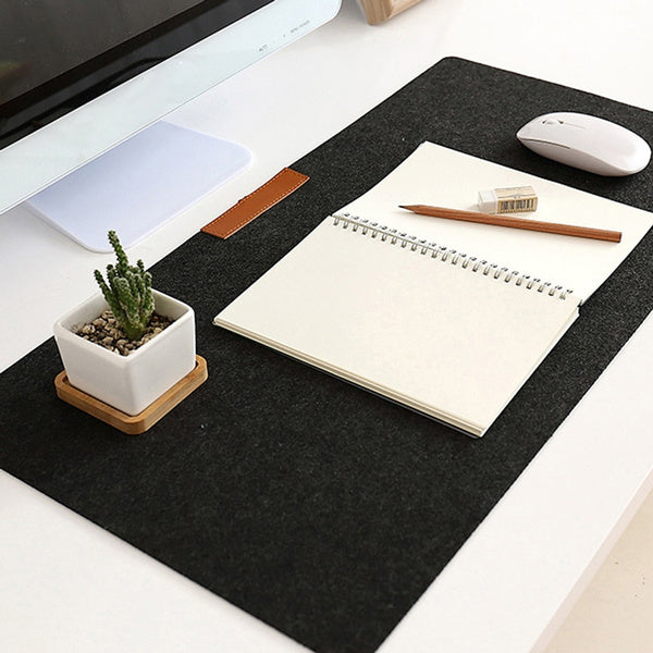 Super-Wide Full Desk Laptop Keyboard Mouse Pad