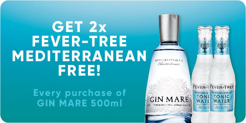 Gin Mare 500ml with free gift!