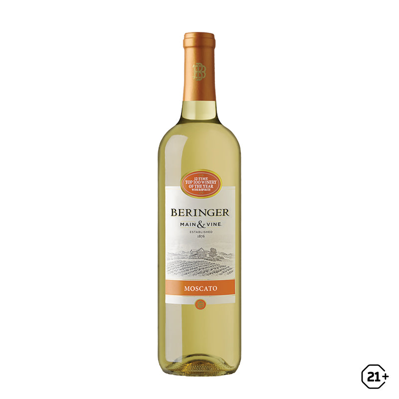 Beringer - Main & Vine - White Moscato - 750ml