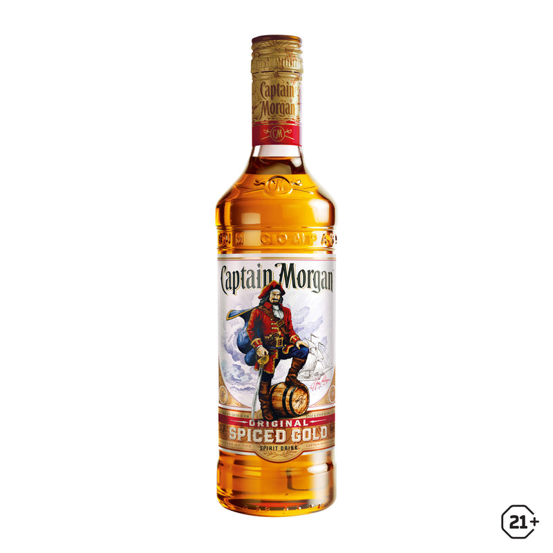 Captain Morgan Original Spiced Gold Rum - 750ml