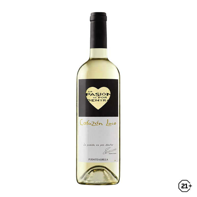 Corazon Loco - Blanco - 750ml