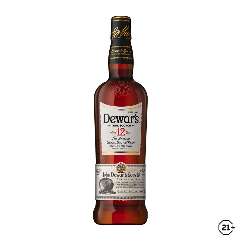 Dewars 12yrs - 750ml