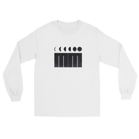Moon Phase Long Sleeve - White