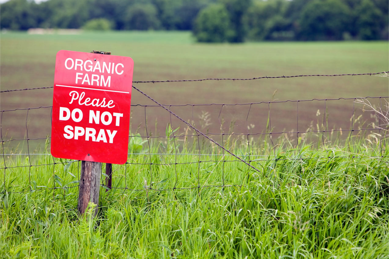 "Why to Organically Care about ""Organic"""
