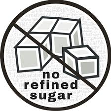 No Refined Sugars