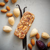 Almond Vanilla food bar with whole ingredients
