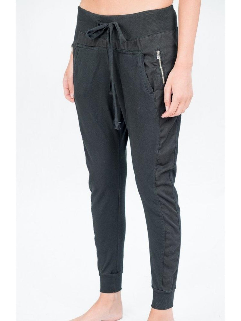 Suzy D Ultimate Jogger | Dark Grey