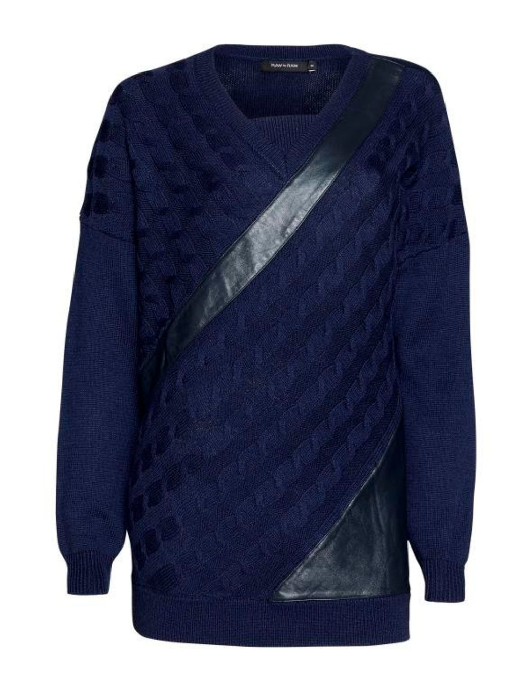 Raw By Raw Barclay Knit |Sapphire