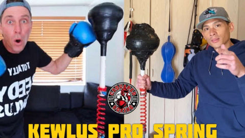 Kewlus PRO Spring Review by CSquared Boxing
