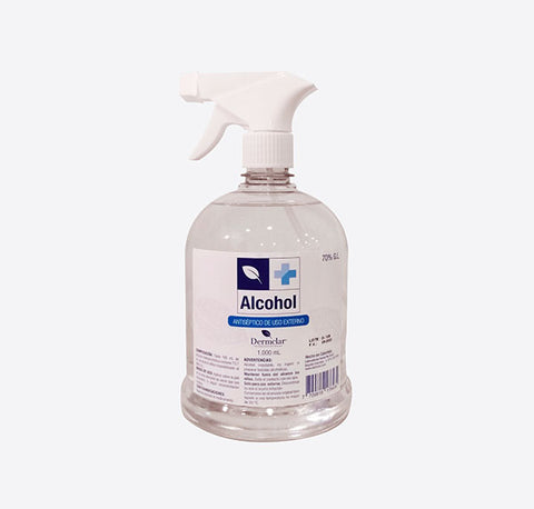 Alcohol Antiséptico 70% Spray 1000ml