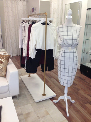 Line and Dot Set at Earthy Chic Miami Buena Vista