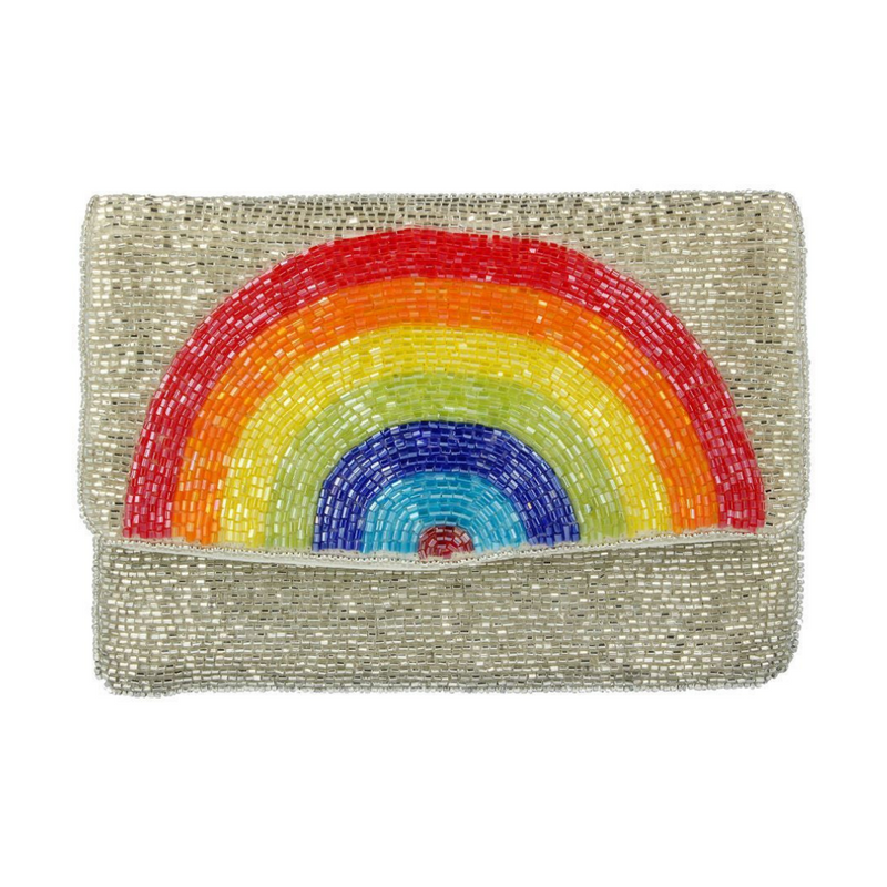 Rainbow Mini Crossbody