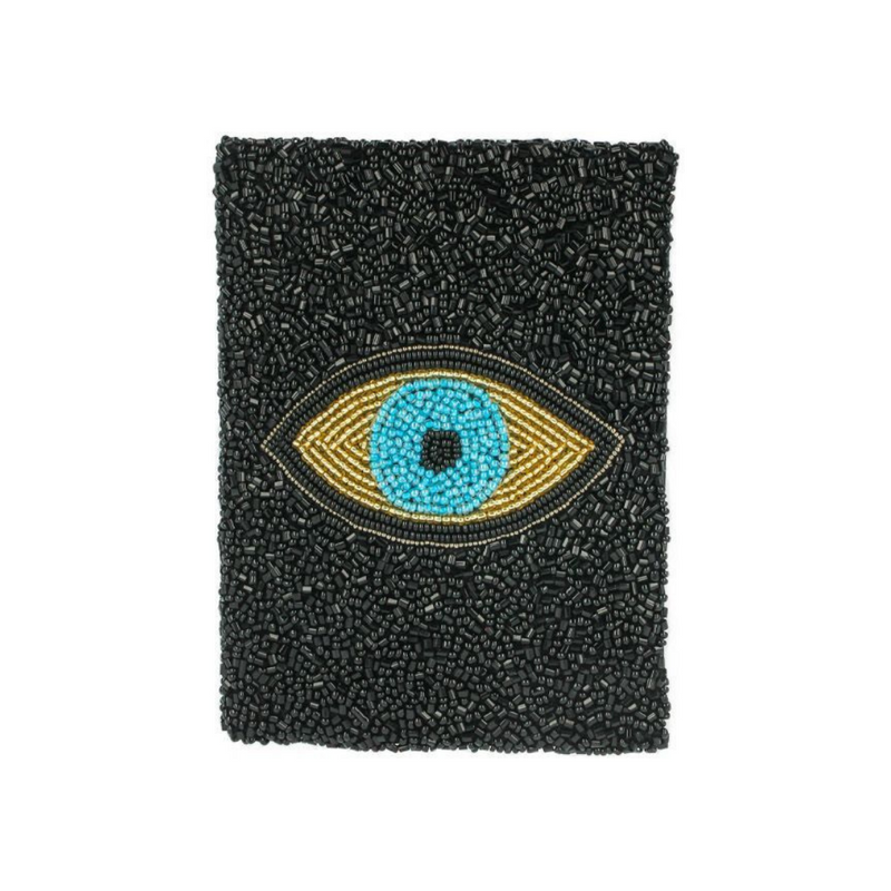 Beaded Passport Cover