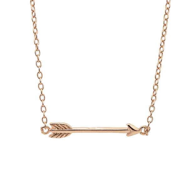 Arrow Mini Necklace