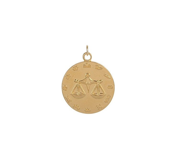Star Mate Zodiac Charm Necklace