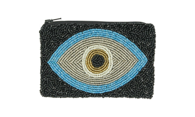 Beaded Coin Purse