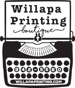 Willapa Printing Boutique