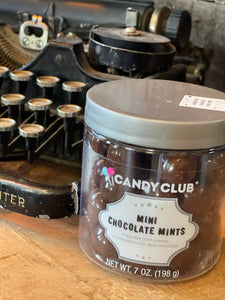 Mini Chocolate Mints Candy Club