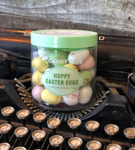 Hoppy Easter Eggs Candy Club