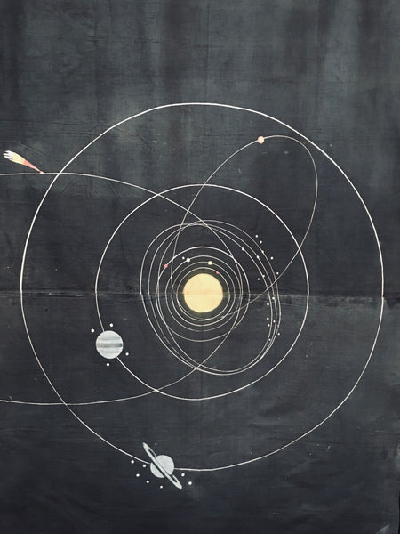 Astronomical Wall Chart or Hanging: Solar System, Neptune C1846