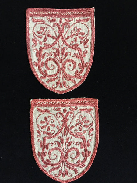 Cretan Embroidered Fragments C19th