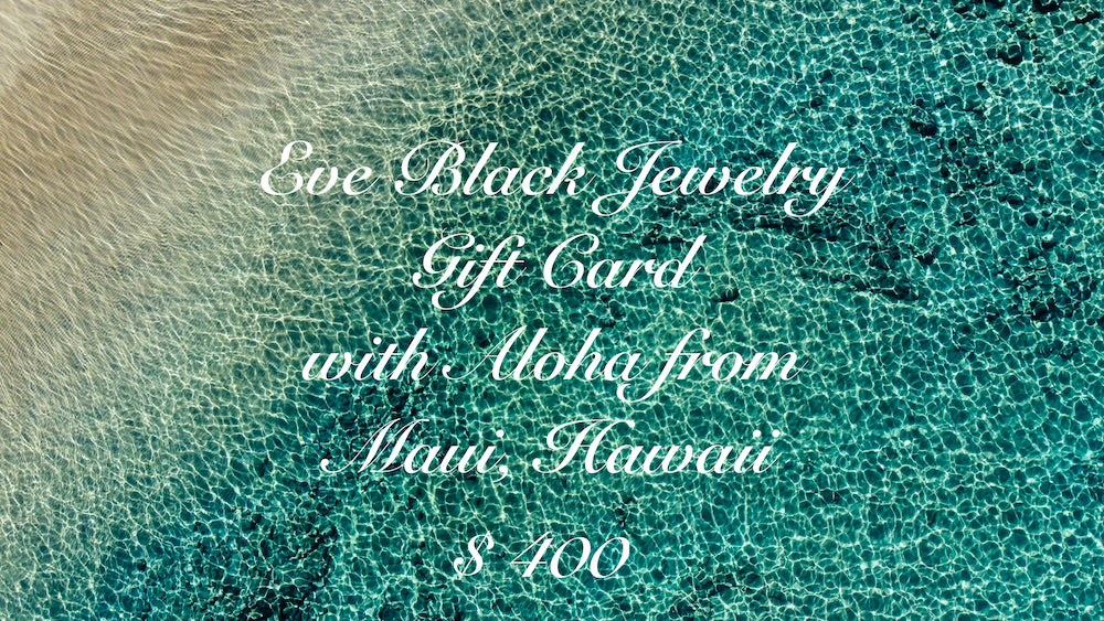 Eve Black Jewelry Gift Card