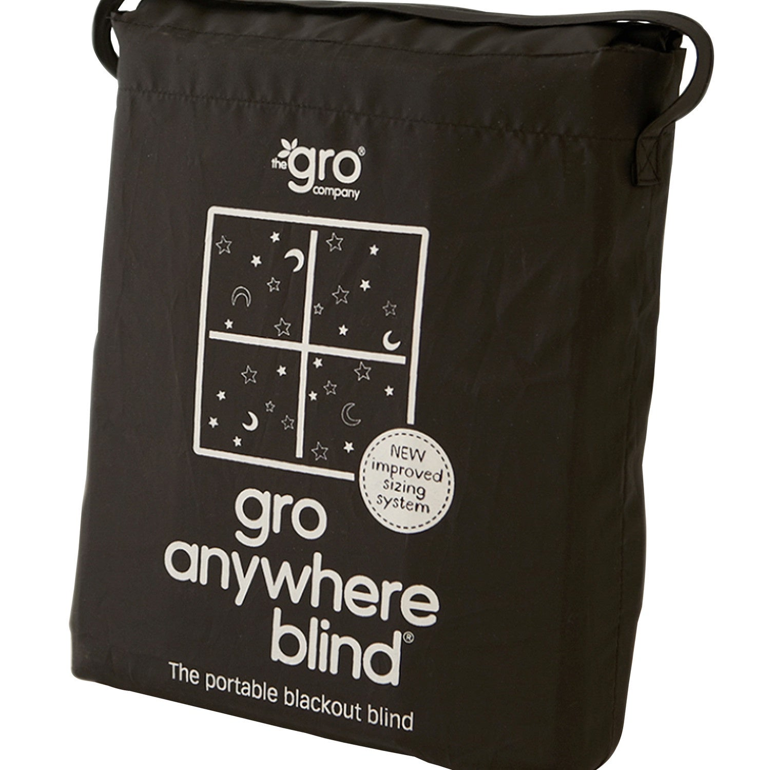 Gro Anywhere Blind Stars & Moon - Somebunnynew