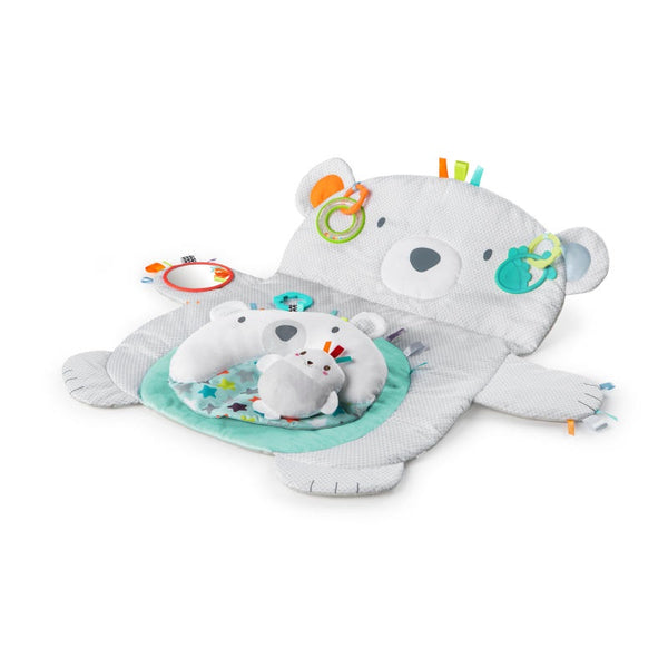 Bright Starts Tummy Time Prop & Play - Somebunnynew