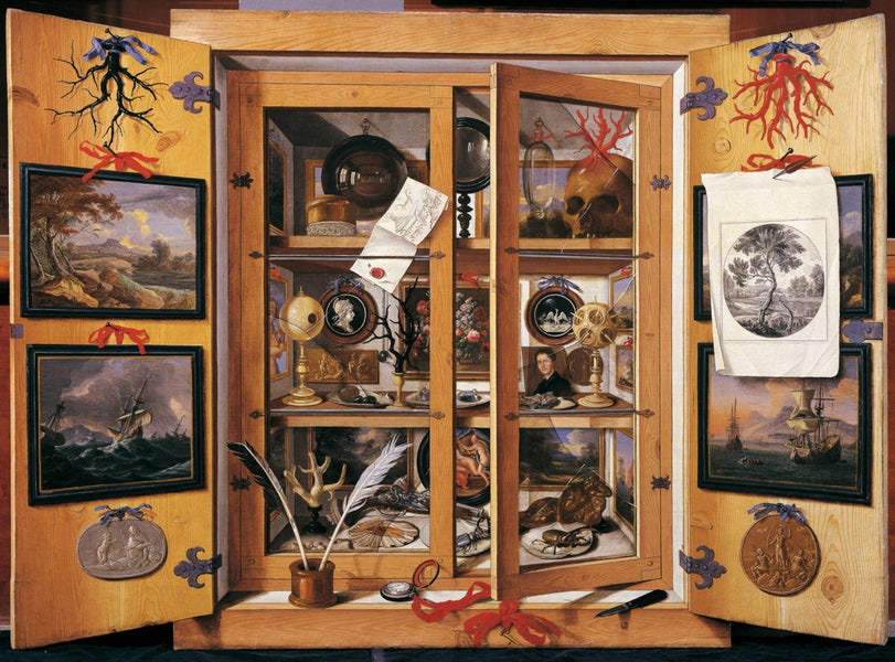 The Wunderkammer | Lessons From The First Collectors