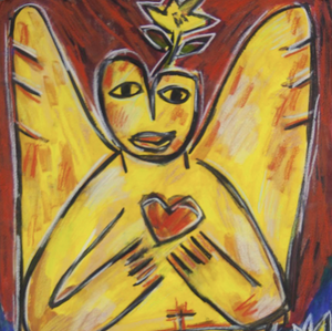 Pasquale Giardino - 'Angel With Heart'