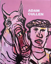 Load image into Gallery viewer, Adam Cullen 'Why We Live in Groups' - enamel and acrylic on canvas