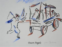 Load image into Gallery viewer, Yosl Bergner 'Desert Angels, from The Kimberley Album'