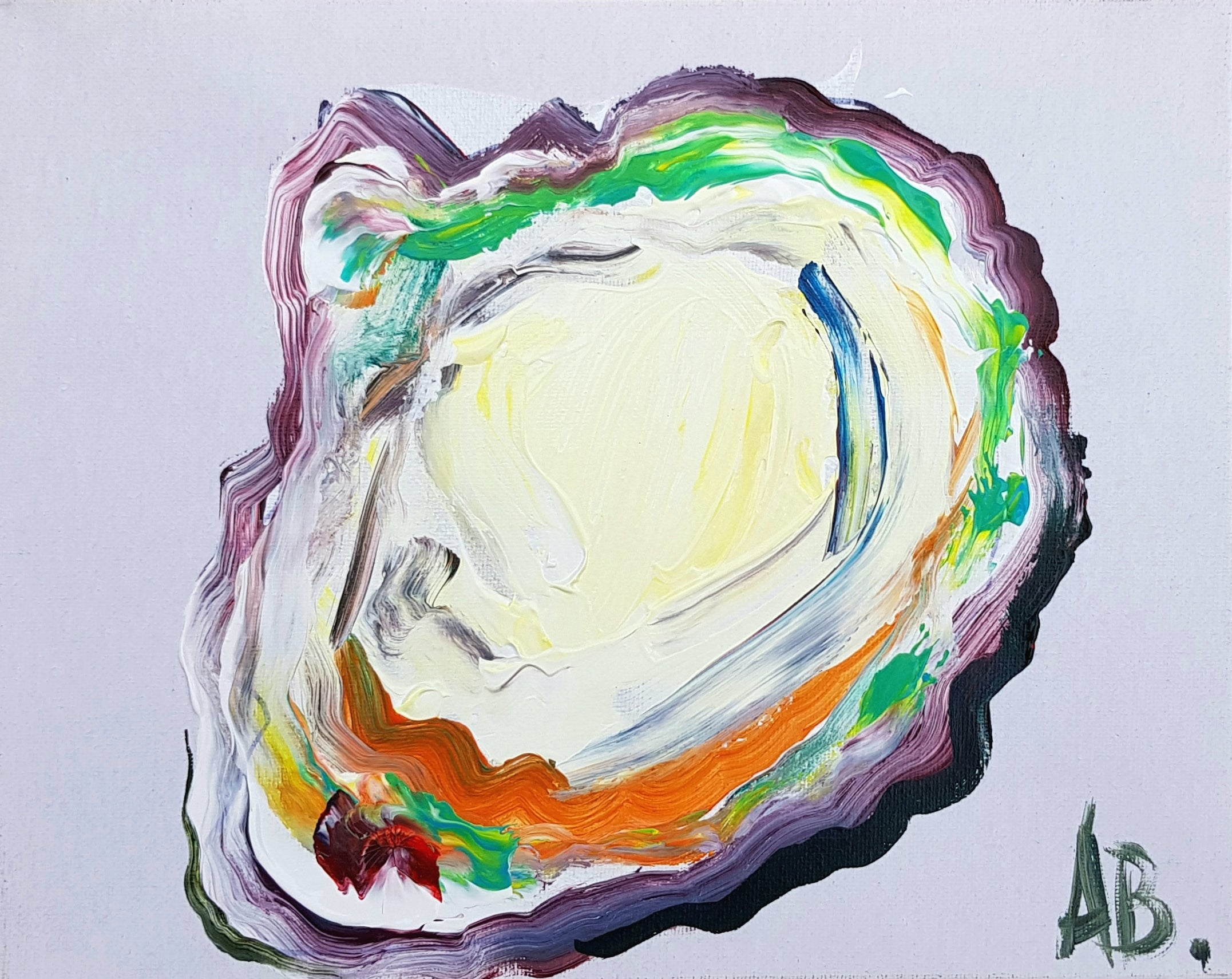 Auguste Blackman 'Oyster III'