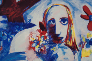 Charles Blackman 'Alice's Adventures'