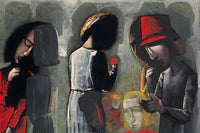 Charles Blackman 'Dreaming in the Street'