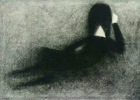Charles Blackman 'Nightfall'