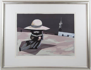Charles Blackman 'There Was'