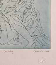 Load image into Gallery viewer, Judy CASSAB 'Courting'