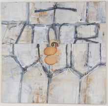 Load image into Gallery viewer, Prunella Clough 'Untitled' mixed media 1974