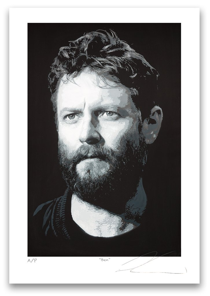 ELK Luke Cornish 'Ben (Ben Quilty)'