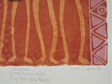 Load image into Gallery viewer, Luke Cummins 'Tamara: Guardian-Guingun, Cape York GoGu-Yelanji'