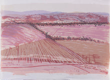 Load image into Gallery viewer, Gail English 'Autumn Ploughing'