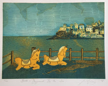 Load image into Gallery viewer, Marina Finlay 'Bondi – Playground by the Sea'