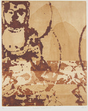 Load image into Gallery viewer, Belinda Fox 'Imbutsu - Travel Story II' - etching on paper