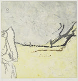 Belinda Fox 'Stroll' - etching on paper