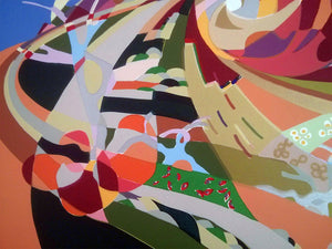 Annie Georgeson 'Outback Kaleidoscope'