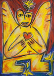 Pasquale GIARDINO 'Angel with Heart'