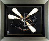 David Hart 'Midnight Dragonfly' - Fine Art reproduction on Canvas