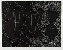 Load image into Gallery viewer, Robert Jacks 'Maja' - Etching